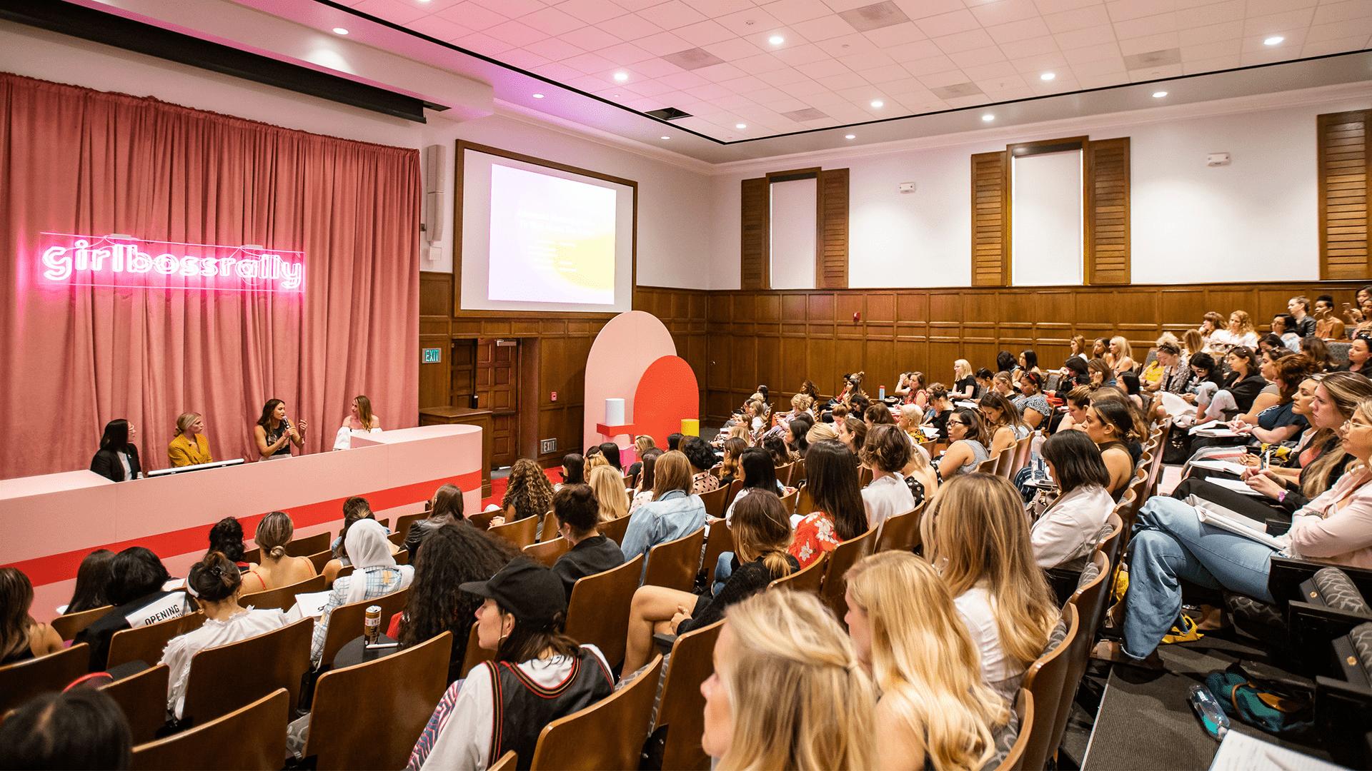 Girlboss Rally - Women's Conference