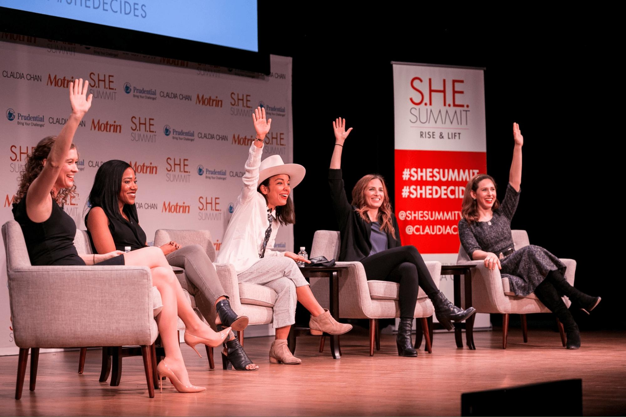 S.H.E. Summit - Women's Conference
