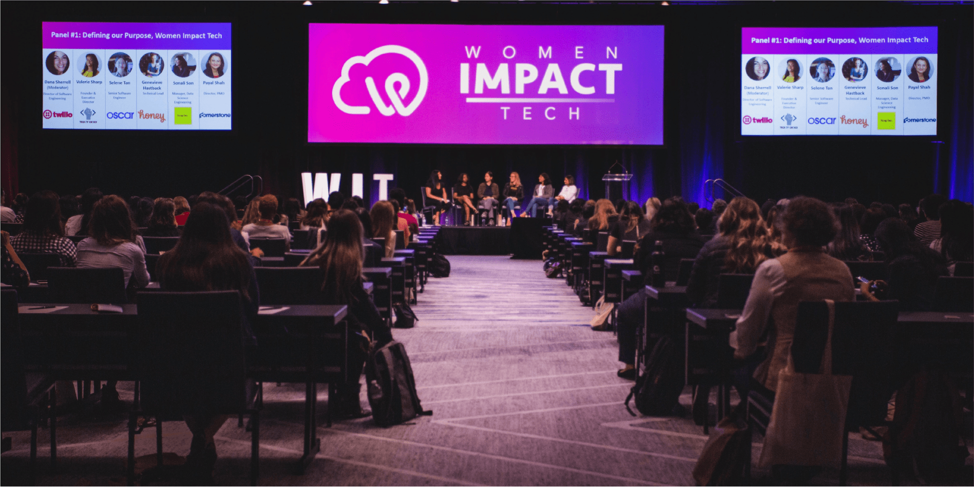 Women Impact Tech - Women's Conference