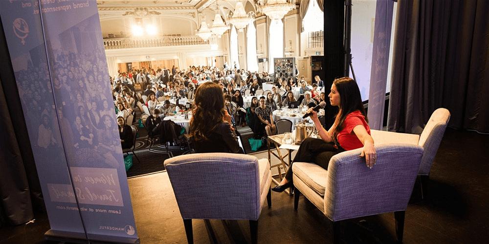 Women in Travel Summit   Europe - Women's Conference